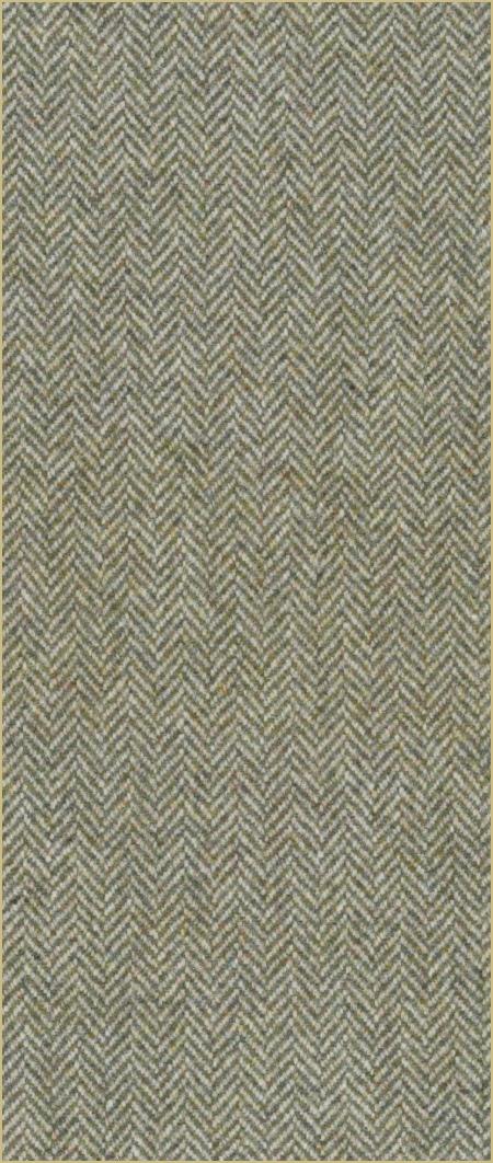 Cotswold Woollen Weavers Fine Herringbone Woollen