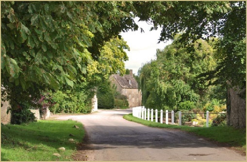A peaceful Cotswold village to explore